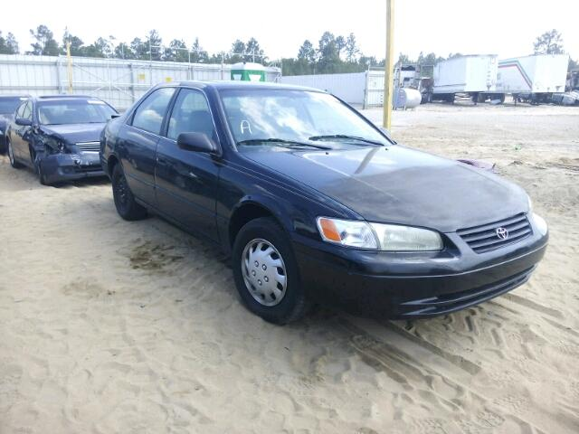 Salvage 1998 TOYOTA CAMRY - Small image. Lot 28068695