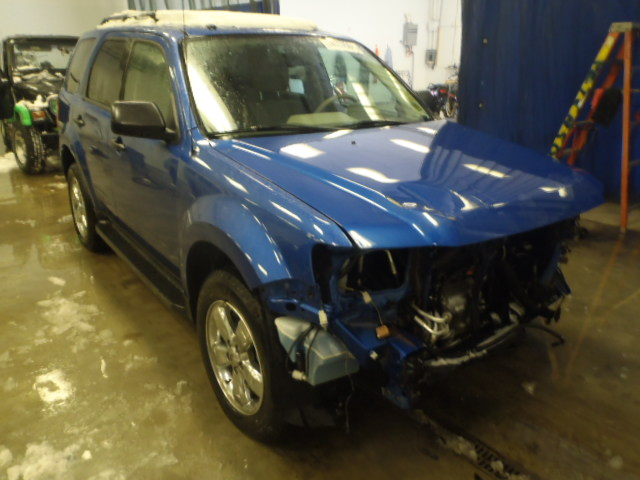 Salvage 2011 FORD ESCAPE - Small image. Lot 14117564