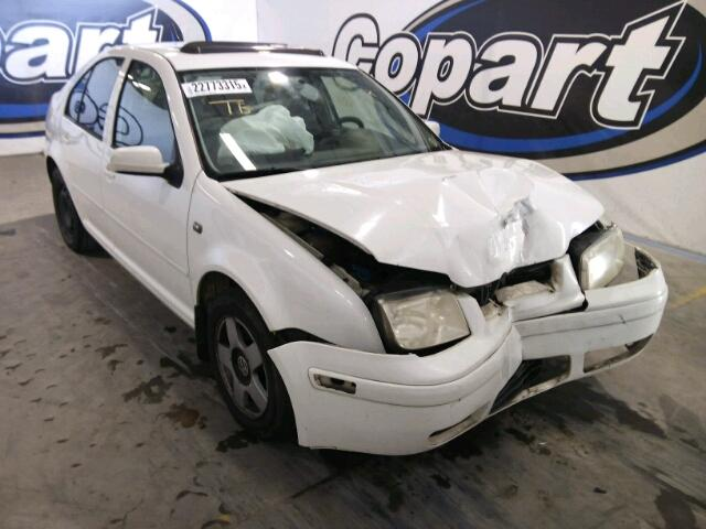 Salvage 2001 VOLKSWAGEN JETTA - Small image. Lot 22773315