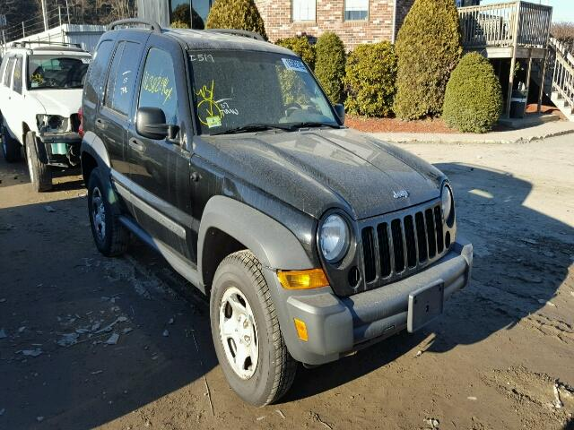 Used 2007 JEEP LIBERTY - Small image. Lot 16382146