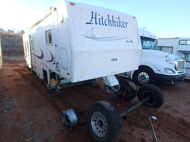 Salvage 2004 NUWA TRAILER - Small image. Lot 14268756