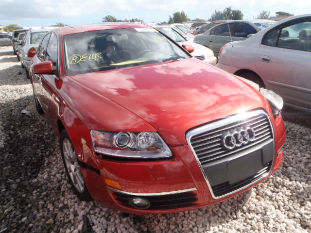Salvage 2005 AUDI A6 - Small image. Lot 13716274