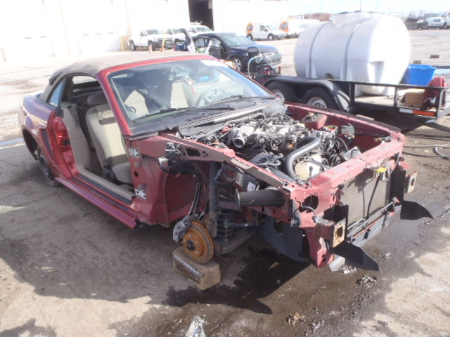 Salvage 2003 FORD MUSTANG - Small image. Lot 13457584