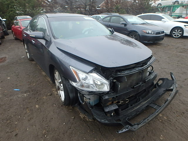 Salvage 2010 NISSAN MAXIMA - Small image. Lot 18373616