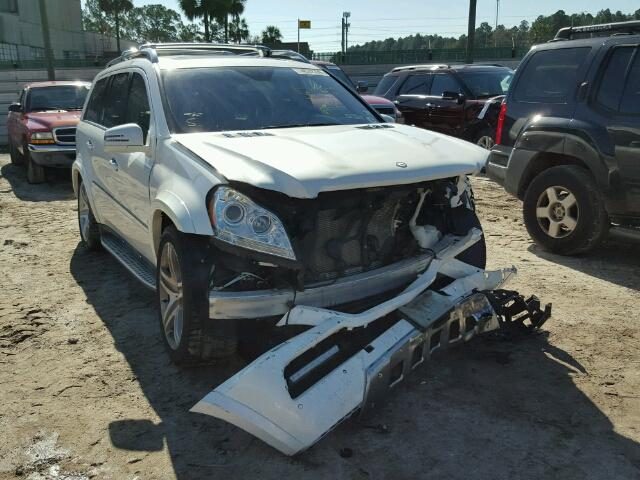 Salvage 2012 MERCEDES-BENZ GL550/63 - Small image. Lot 14032276