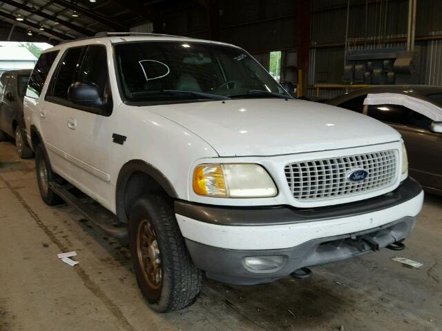 Salvage 2001 FORD EXPEDITION - Small image. Lot 22156486