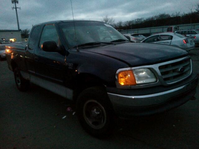 Salvage 2004 FORD F150 - Small image. Lot 14005686