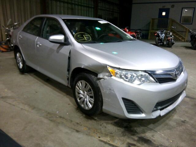 Salvage 2013 TOYOTA CAMRY - Small image. Lot 14180606