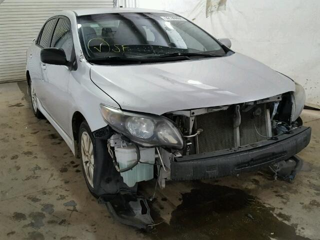 Salvage 2010 TOYOTA COROLLA - Small image. Lot 32785556