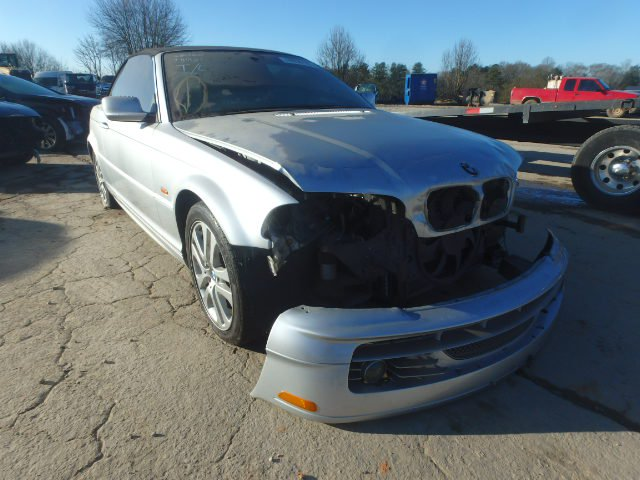 Salvage 2001 BMW 3 SERIES - Small image. Lot 14630186