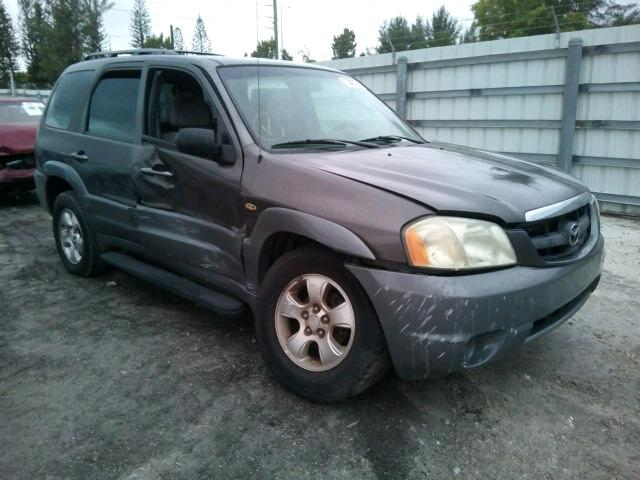 Salvage 2002 MAZDA TRIBUTE - Small image. Lot 13892276