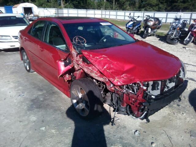 Salvage 2014 TOYOTA CAMRY - Small image. Lot 14189396
