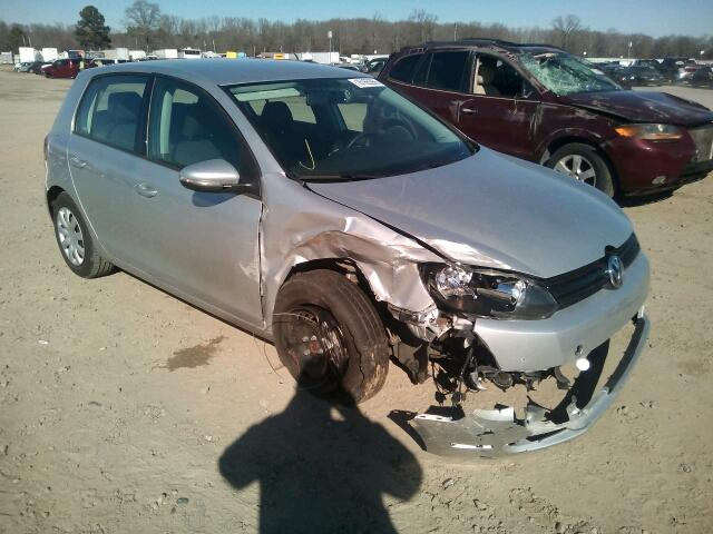 Salvage 2014 VOLKSWAGEN GOLF - Small image. Lot 16165266