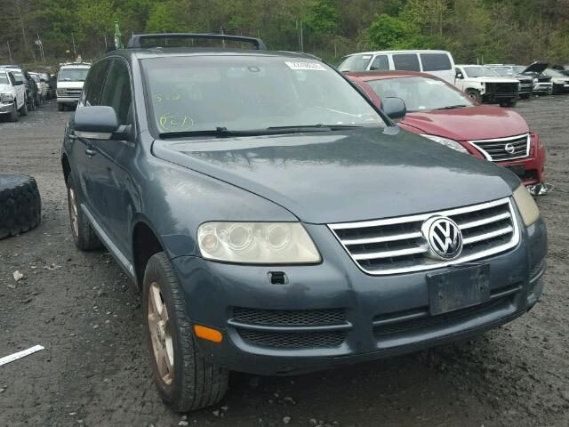 Used 2004 VOLKSWAGEN TOUAREG - Small image. Lot 22708536