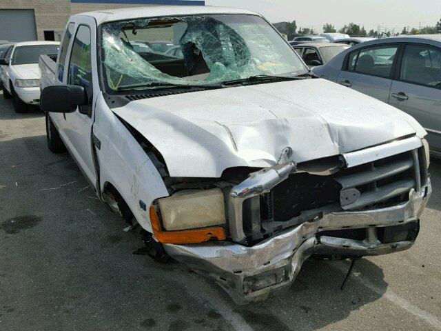Salvage 1999 FORD F250 - Small image. Lot 18648036