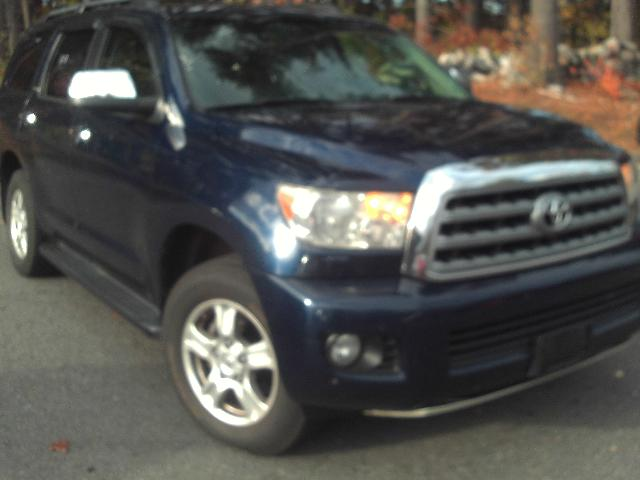 Used 2008 TOYOTA SEQUOIA - Small image. Lot 38861616