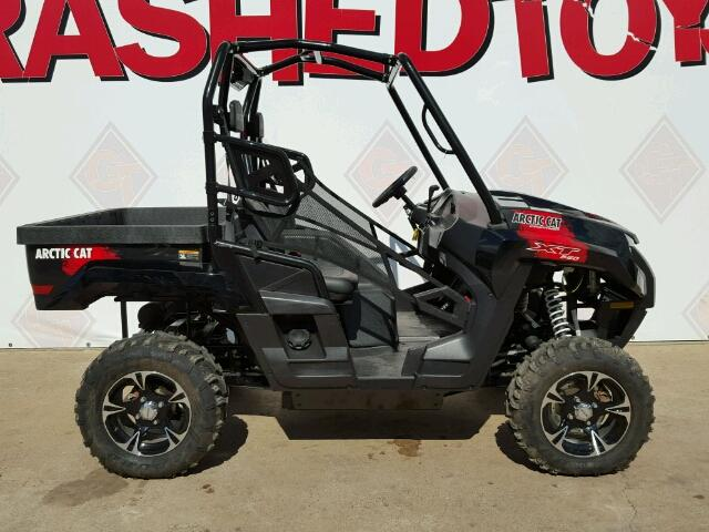Salvage 2015 ARCTIC CAT PROWLER XT - Small image. Lot 36652586