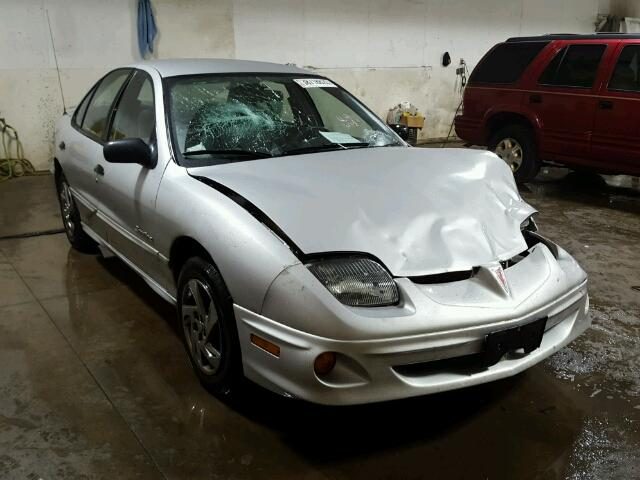 Salvage 2002 PONTIAC SUNFIRE - Small image. Lot 38718826