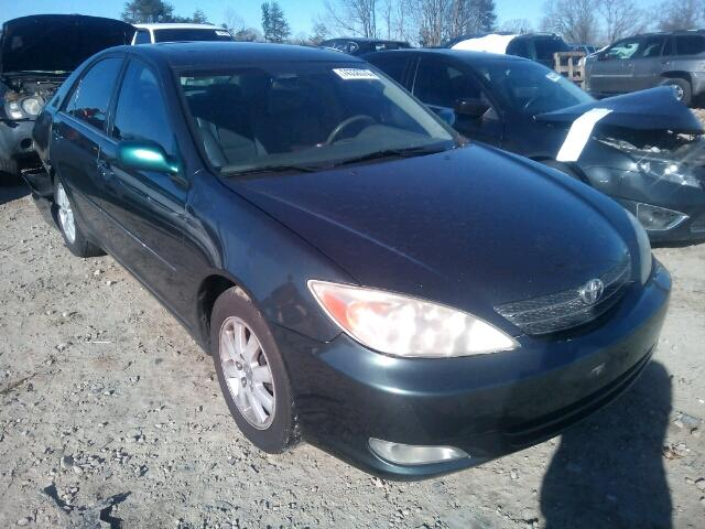 Salvage 2003 TOYOTA CAMRY - Small image. Lot 14338376