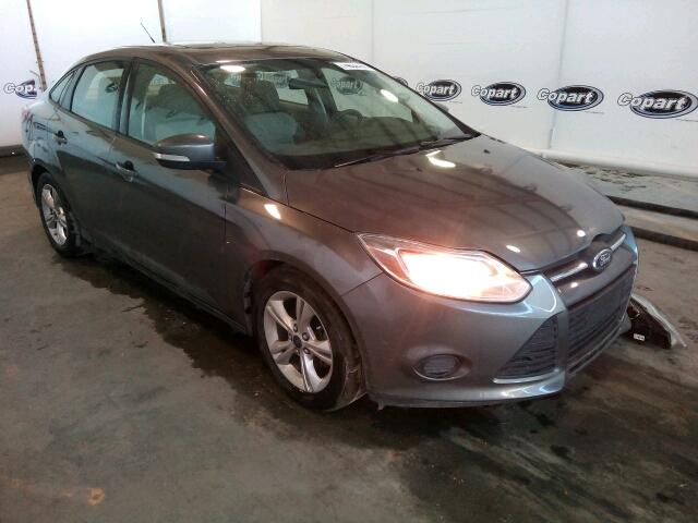 Salvage 2014 FORD FOCUS - Small image. Lot 14032766