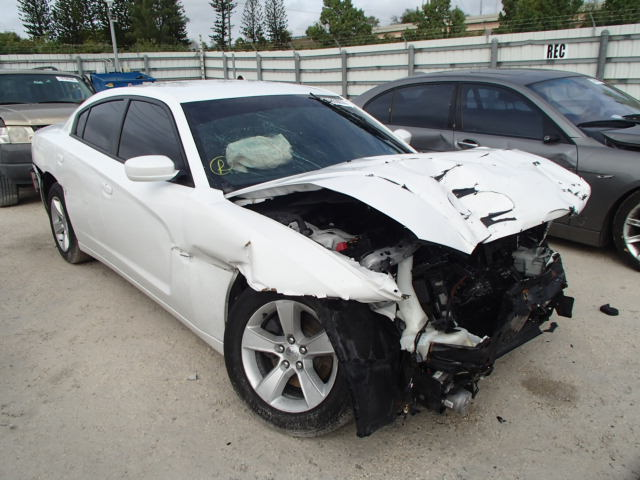 Salvage 2012 DODGE CHARGER - Small image. Lot 14785215