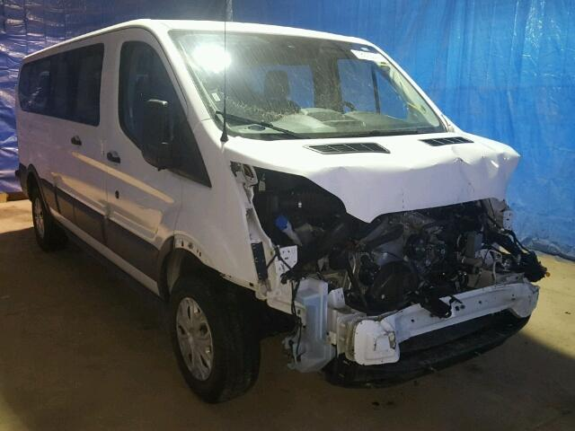 Salvage 2016 FORD TRANSIT CO - Small image. Lot 18315017