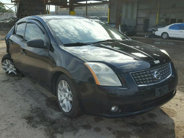 Salvage 2007 NISSAN SENTRA - Small image. Lot 13999506
