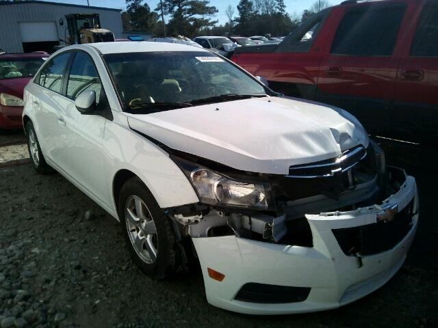 Salvage 2011 CHEVROLET CRUZE - Small image. Lot 14320156