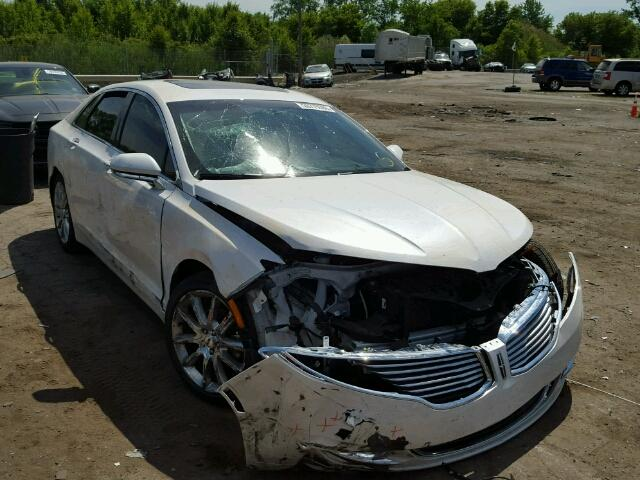 Salvage 2016 LINCOLN MKZ - Small image. Lot 26775506