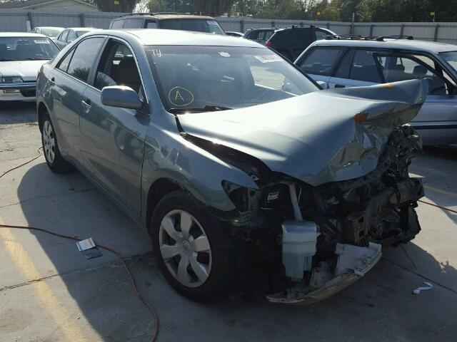 Salvage 2007 TOYOTA CAMRY - Small image. Lot 18015377