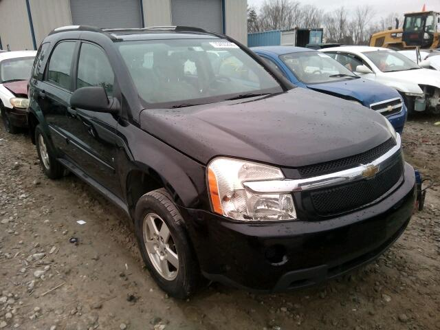 Salvage 2007 CHEVROLET EQUINOX - Small image. Lot 15455206