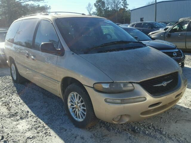 Used 1999 CHRYSLER MINIVAN - Small image. Lot 18489257