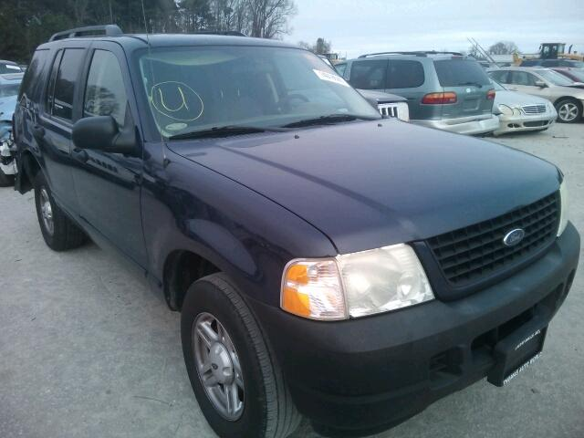 Salvage 2003 FORD EXPLORER - Small image. Lot 14018596