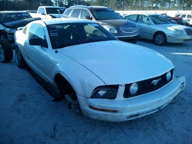 Salvage 2005 FORD MUSTANG - Small image. Lot 13870776