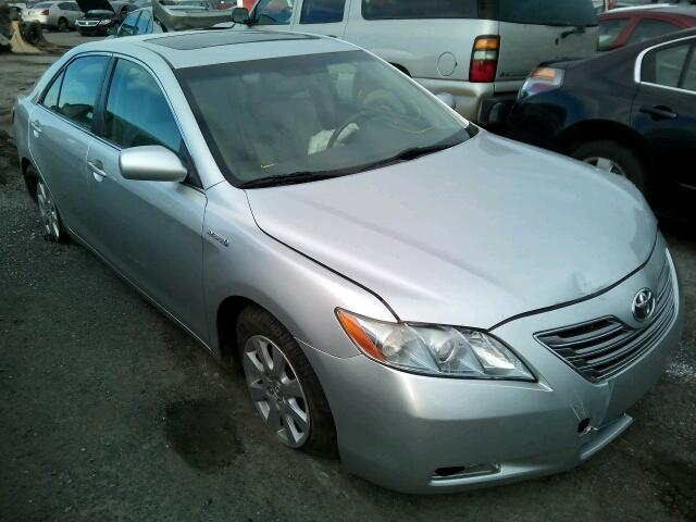 Salvage 2007 TOYOTA CAMRY - Small image. Lot 13827766