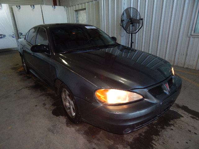 Salvage 2005 PONTIAC GRANDAM - Small image. Lot 15009436