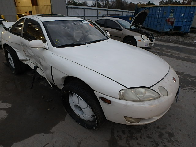 Salvage 1992 LEXUS SC400 - Small image. Lot 18694707