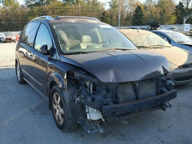 Salvage 2007 NISSAN QUEST - Small image. Lot 19457337