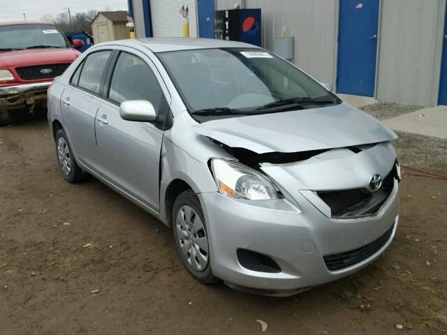 Salvage 2012 TOYOTA YARIS - Small image. Lot 18065607