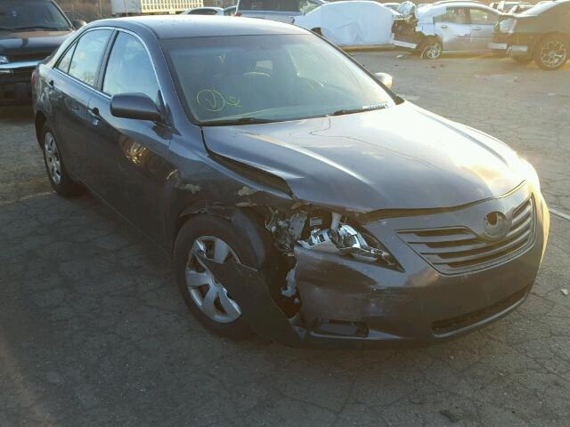 Salvage 2009 TOYOTA CAMRY - Small image. Lot 17999717