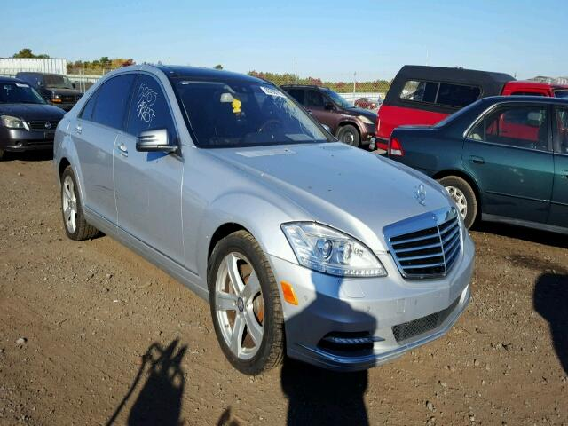 Used 2010 MERCEDES-BENZ S550 - Small image. Lot 39798796