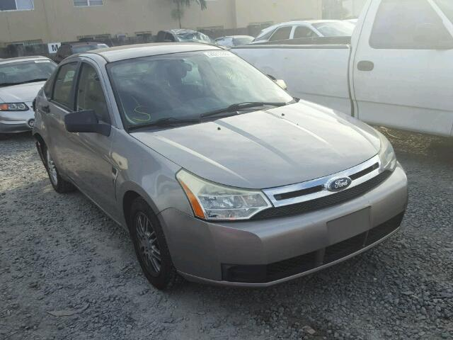 Salvage 2008 FORD FOCUS - Small image. Lot 20213357