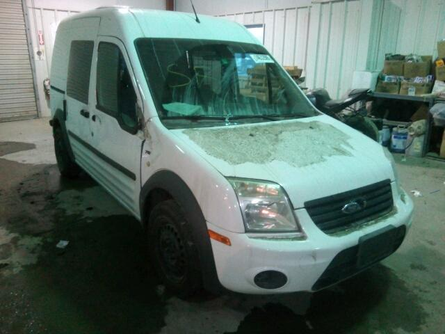 Salvage 2010 FORD TRANSIT CO - Small image. Lot 14632986