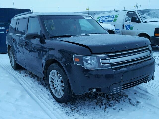 Salvage 2013 FORD FLEX - Small image. Lot 20982687