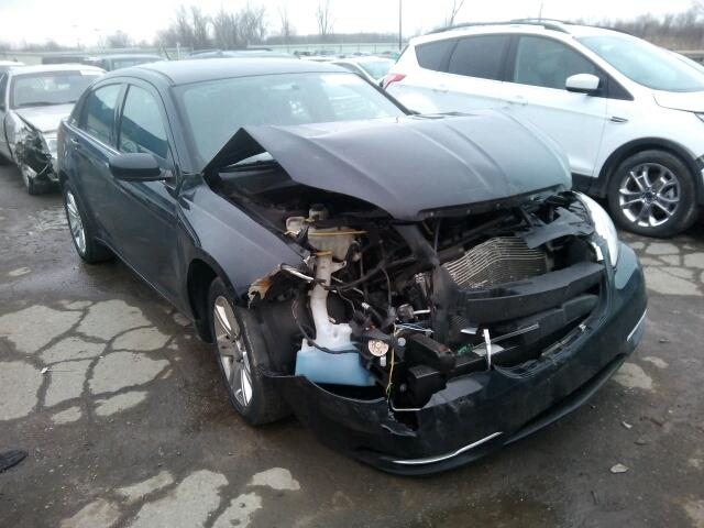 Salvage 2011 CHRYSLER 200 - Small image. Lot 16220686