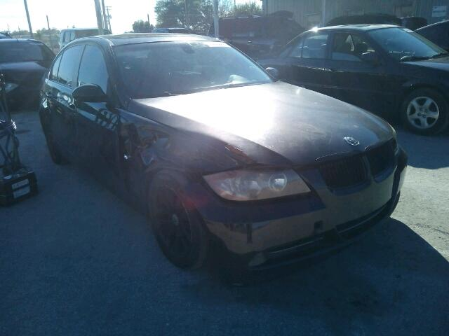 Salvage 2007 BMW 3 SERIES - Small image. Lot 14445076
