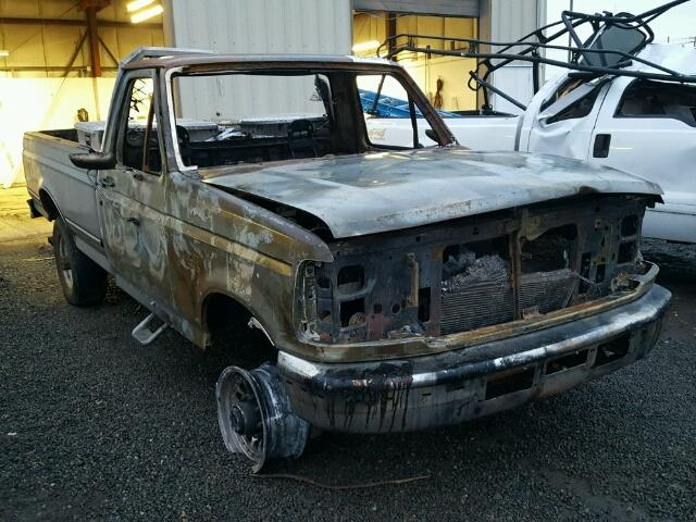 Salvage 1994 FORD F250 - Small image. Lot 18545307