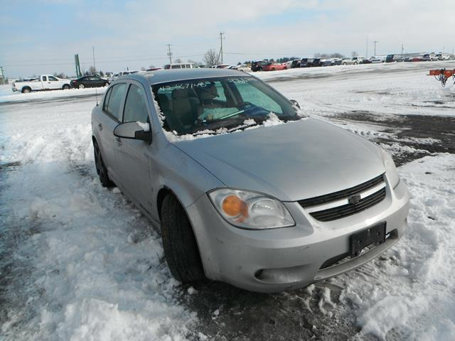 Salvage 2006 CHEVROLET COBALT - Small image. Lot 42667146