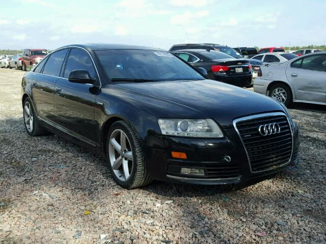 Salvage 2010 AUDI A6 - Small image. Lot 42118686