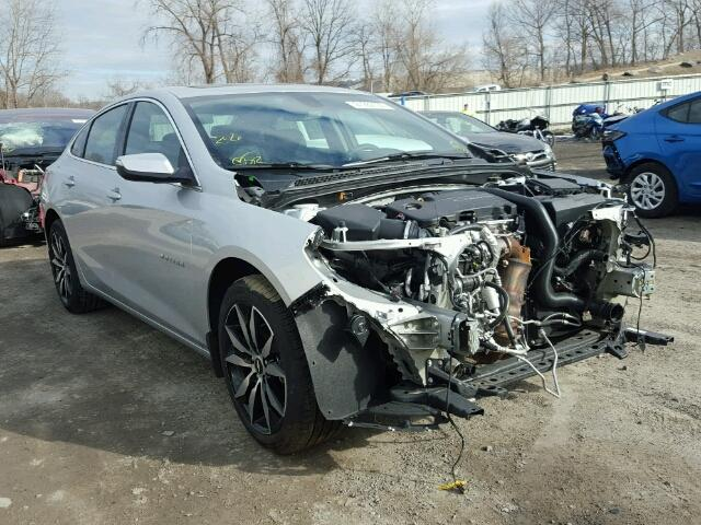 Salvage 2017 CHEVROLET MALIBU - Small image. Lot 21262197